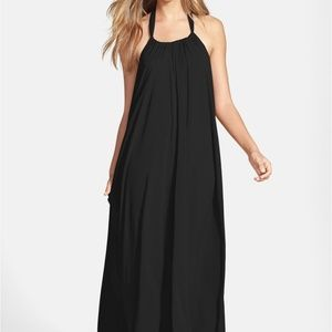 NWT Elan Halter Maxi Dress